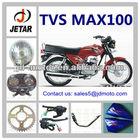 Bajaj spare parts for TVS motorcycle