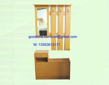hallway shoe cabinet