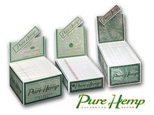 Pure Hemp Cigarette Papers