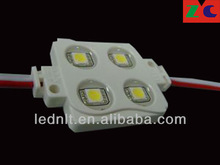 Hot sale!! Injection led module smd 5050 for sign board water proof led module