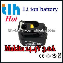High quality makita 14.4v 3.0ah li-ion batteries power tool battery