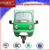 new popular closed cargo box tricycle seller