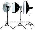 Aputure profesional completa photo studio kit photo studio accesorios