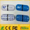 Most Popular Sample Design USB Plastic Case with Logo Printing