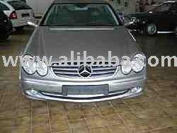 Mercedes- Benz CLK 270 CLK Coupe 270 CDI used car