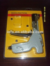 Tool For Tensioning and Cutting Straps