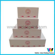 cake cupcake boxes window