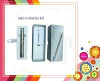 e cigarette ego-v v2 mega Variable Voltage LCD Display Puffs and Rest Electrcity