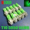 t10 w5w 5050 5 smd led map/dome lights car auto lights -WL