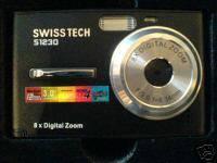 Swiss Tech S 1230 digital camera