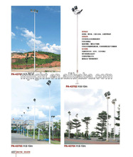 2014 china top ten selling products stadium high mast lighting pole drawing factory