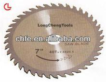 green wood saw blade