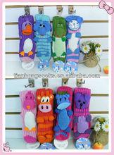 3D socks anti slip new born baby learning shoe socks latest design best selling cute shoe socks baby small MOQ