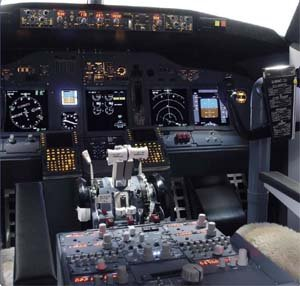 simuladores de vuelo a la venta