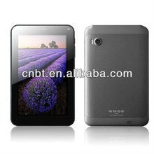 Hot sale 7inch dual core tablet pc android driver 3g