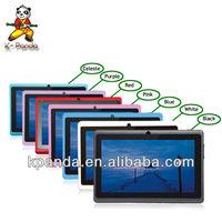 Q88,Q8,A13,7 inch tablets PC tablet pc fingerprint