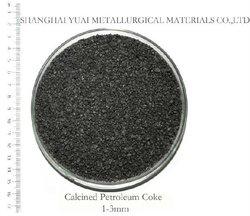 carbon pitch coke
