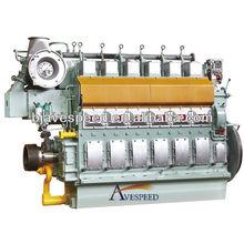 serie n6210 400kw a 1000kw marino potenza raffreddato ad acqua aria motore motore
