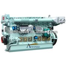 serie n6210 400kw a 1000kw marino potenza raffreddato ad acqua motore elettrico motore