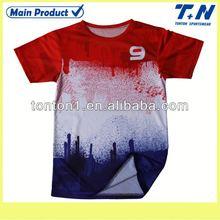 cs10 customized football shirts dry fit fooball ki