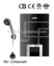 Venta al por mayor rápido cabezal de la ducha eléctrica calentadores de agua