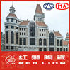 Roofing tiles install artificial matte roof tile T12
