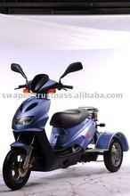 2,200W Electric Three Wheel Motorcycle (Brushless Motor)