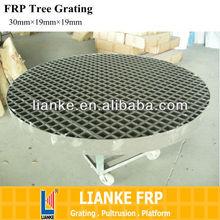 FRP molded grating, GRP grating, frp tree grating
