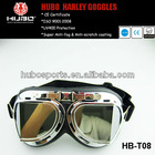 Fashion mirror lens helmet MX goggles motorcycle