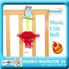 musical baby toys,plush apple crib bell toys,baby toys wholesale