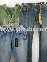 Apparel Shelf Pulls And Past Season Merchandise