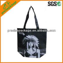 2013 new special design Non-woven Reusable fashion trendy bulk Shopping bags (PRA-916)