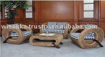 Q set rattan furniture