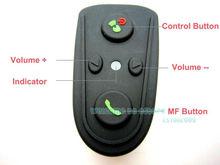 100m 2-way talk Intercom Bluetooth FM Motorcycle Motorbike Helmet Headset HM-528