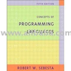 مفاهيم لغات Proramming (الطبعات الخامسة)