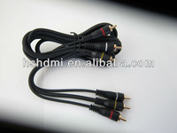 New hd15 vga to rca male cable supplier