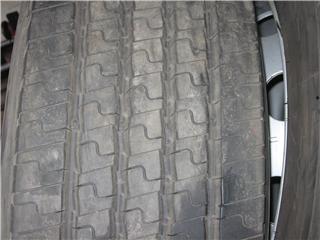 Camion occasion pneus