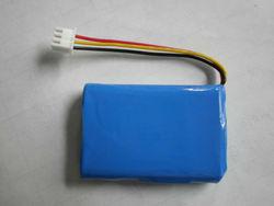 3.6v 750mah Li-ion Rechargeable Battery