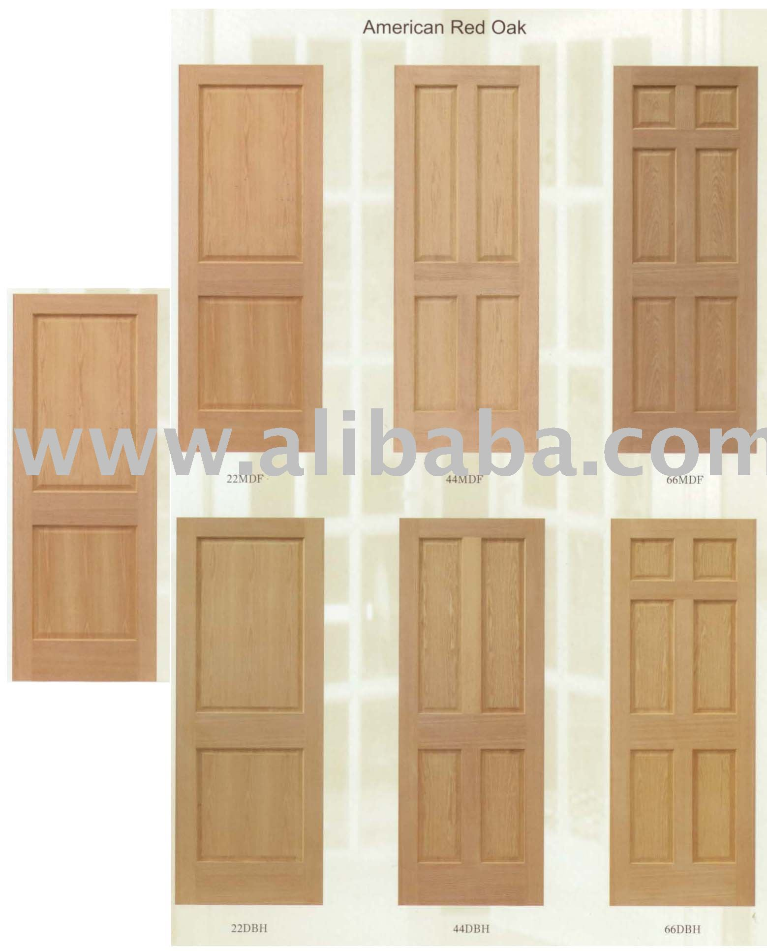 Interior solid wood door for Solid wood interior doors