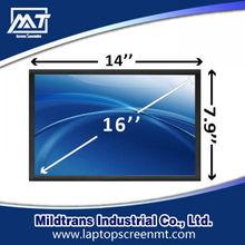 Laptop screen 16.0 lcd screen LTN160AT06
