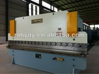hydraulic folding steel machine