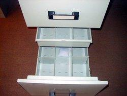 Fireproof Passport Cabinet