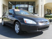 Used 2005 Honda Accord 2. 4 LX Sedan Export World wide car