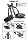 Gun holster-02 hair scissors holster