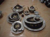 Dinner set and Tea set