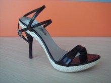 Lady's High Heel Fashion Sandals