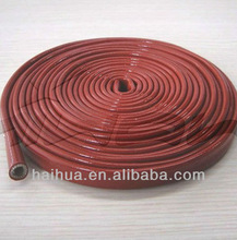 Silicone Rubber Cable Sleeve Fire Proof Sleeving