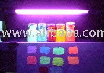 UV Fluorescent Invisible Ink Offset Printing