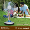 rechargeable electric fan light rechargeable ceiling fan