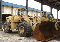 KLD85Z, Kawasaki, Wheel loader, Loader.